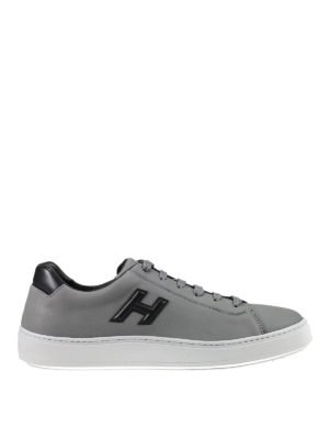 Hogan: trainers - H302 leather sneakers
