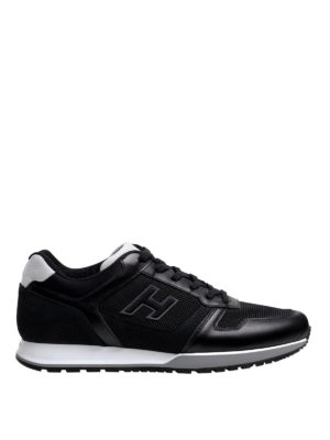 HOGAN: sneakers - Sneaker H321 nere sportive