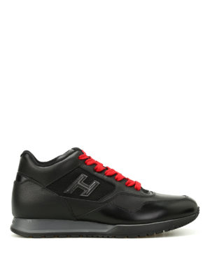 Hogan: trainers - H321 contrasting laces sneakers