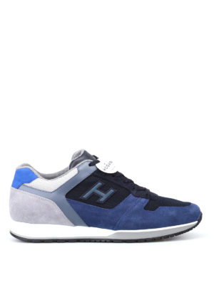 Hogan: trainers - H321 laced-up sneakers