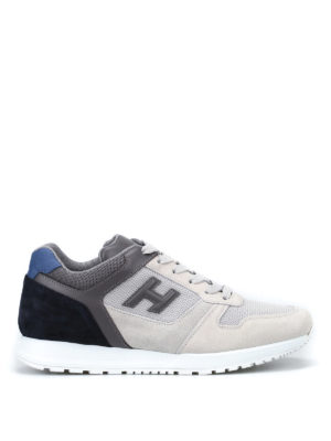 Hogan: trainers - H321 multicolour sneakers