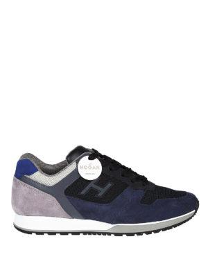 HOGAN: sneakers - Sneaker H321 multicolor