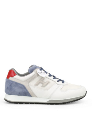 Hogan: trainers - H321 tricolour sneakers