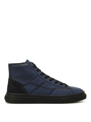 Hogan: trainers - H340 high top sneakers