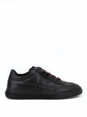 HOGAN: sneakers - Sneaker H365 con lacci modello scarponcini