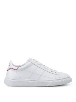 Hogan: trainers - H365 exposed stitchings sneakers