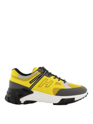 HOGAN: trainers - H477 Urban Trek sneakers