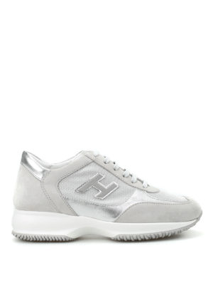 Hogan: trainers - Interactive H Flock sneakers