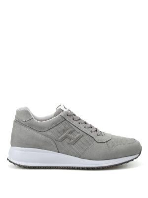 Hogan: trainers - Interactive N20 napa sneakers
