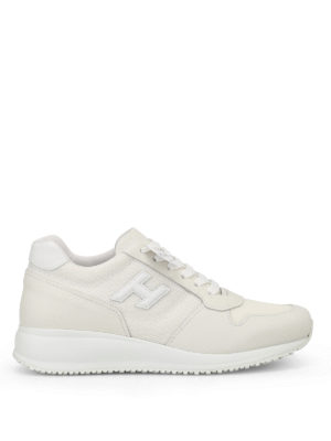 Hogan: trainers - Interactive N20 total white shoes
