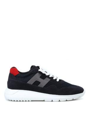 HOGAN: sneakers - Sneaker Interactive³ nuovo modello blu