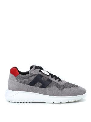 HOGAN: sneakers - Sneaker Interactive³ nuovo modello grigie