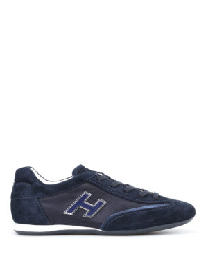 Hogan: trainers - Olympia blue sneakers