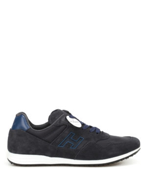 Hogan: trainers - Olympia H205 blue sneakers