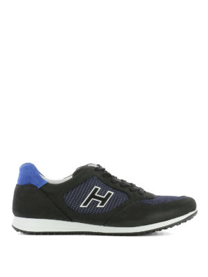 Hogan: trainers - Olympia X H205 nubuck sneakers