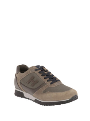 Hogan: trainers online - H198 low top sneakers