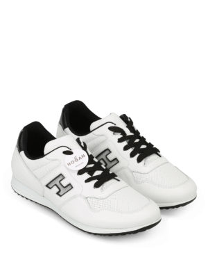 Hogan: trainers online - H205 Olympia white sneakers