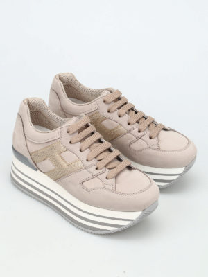 Hogan: trainers online - H283 Maxi sole sneakers