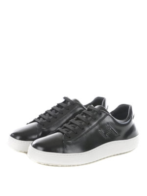 Hogan: trainers online - H302 leather urban sneakers