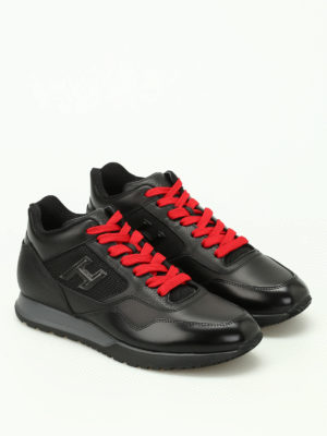 Hogan: trainers online - H321 contrasting laces sneakers