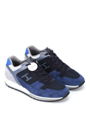 Hogan: trainers online - H321 laced-up sneakers