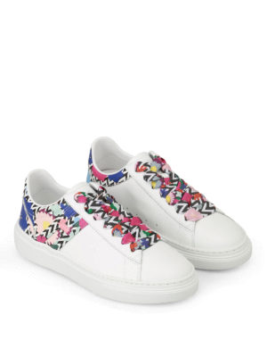 Hogan: trainers online - H365 colourful details sneakers