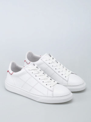 Hogan: trainers online - H365 exposed stitchings sneakers