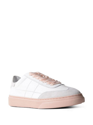 Hogan: trainers online - H365 leather sneakers