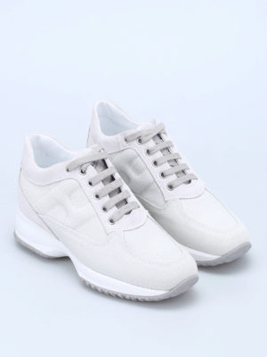 Hogan: trainers online - Interactive dry effect sneakers