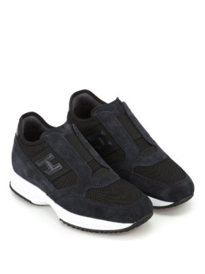 Hogan: trainers online - Interactive elastic band sneakers