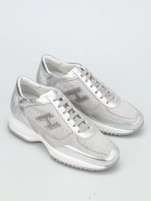 Hogan: trainers online - Interactive H Flock sneakers