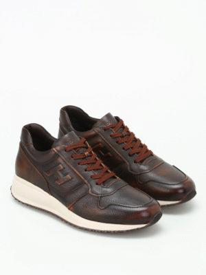 Hogan: trainers online - Interactive N 20 vintage sneakers