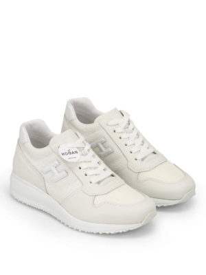 Hogan: trainers online - Interactive N20 total white shoes