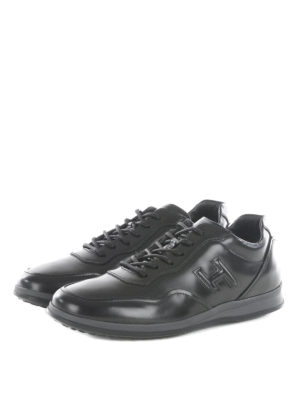 Hogan: trainers online - New Olympia leather urban sneakers