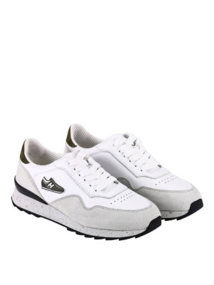 Hogan: trainers online - New Rebel 261 white running shoes