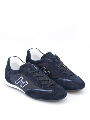 Hogan: trainers online - Olympia blue sneakers