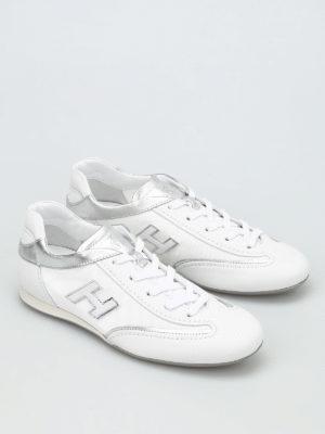 Hogan: trainers online - Olympia H Flock sneakers