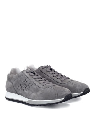Hogan: trainers online - Perforated H H321 sneakers