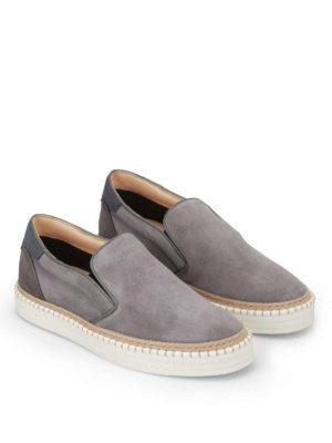 Hogan: trainers online - R260 grey espadrilles sneakers