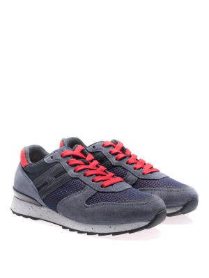 Hogan: trainers online - R261 lace-up sneakers