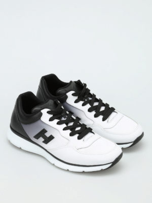 Hogan: trainers online - Traditional 20.15 shaded sneakers