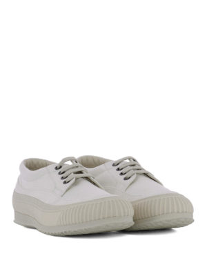 Hogan: trainers online - Traditional H258 canvas sneakers