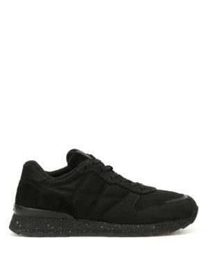 Hogan: trainers - R261 black running sneakers