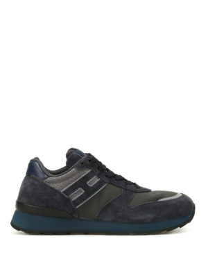 Hogan: trainers - R261 running sneakers
