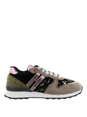 Hogan: trainers - R261 sneakers