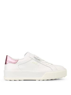 HOGAN: sneakers - Sneaker R320 con maxi suola