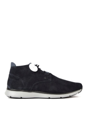Hogan: trainers - T20.15 new urban style mid sneakers