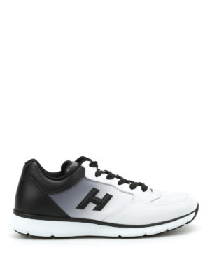 Hogan: trainers - Traditional 20.15 shaded sneakers