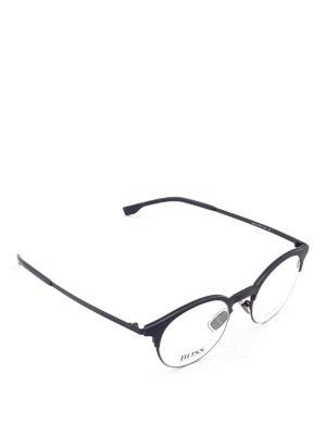 Hugo Boss: glasses - Acetate round glasses