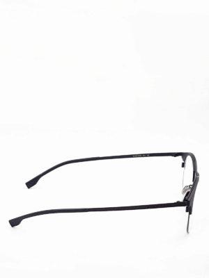 Hugo Boss: glasses online - Acetate round glasses